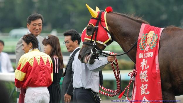 札幌記念2015で出走予定馬と1週前予想です