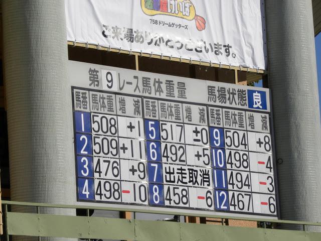 名古屋グランプリ2015予想はダート2500mのJpnII戦です