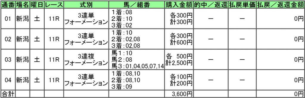 160827新潟11レース