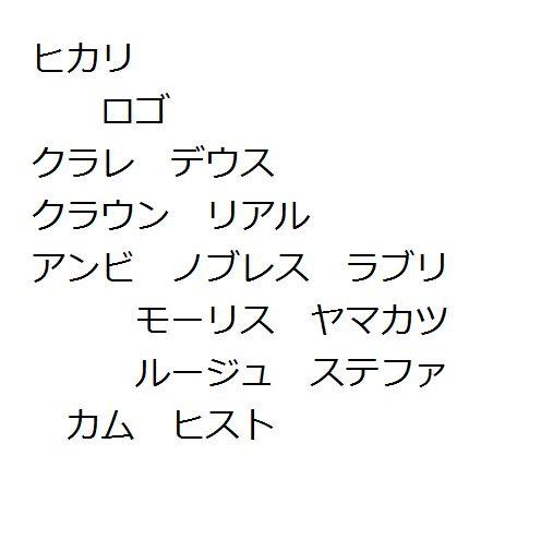 天皇賞(秋)の展開と隊列図